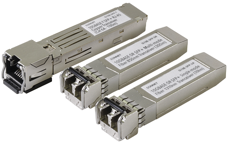 Sonnet SFP+ Transceivers